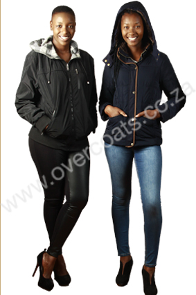 ae268310c748 Adult padded anoraks - priced from R90.00 - Overcoats