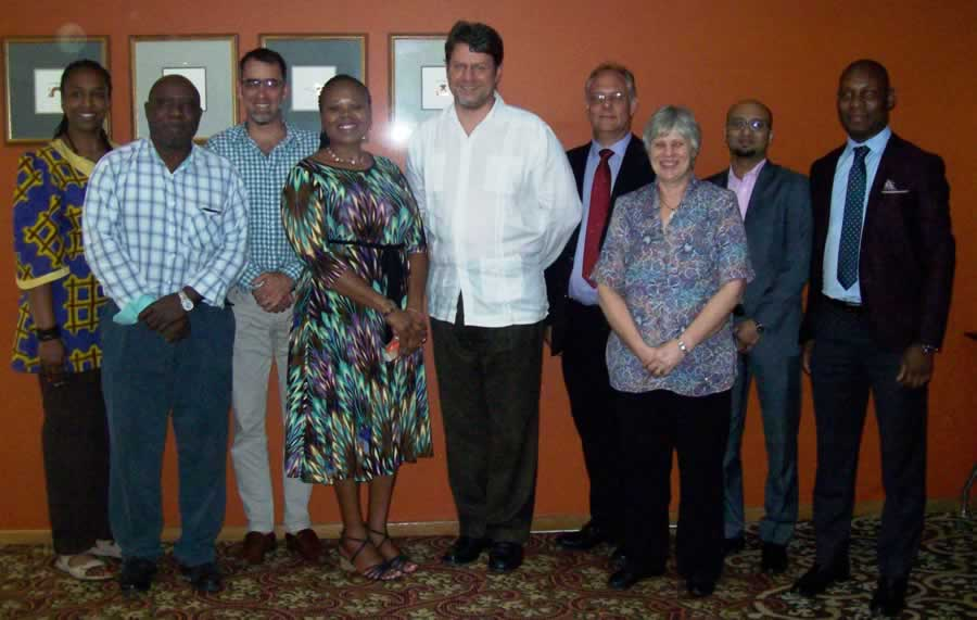 SACPLAN Council Members Meet With Deputy Minister Andries Nel (1)